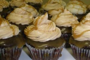 chocolate-caramel-cupcake